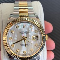 Rolex Datejust II 116333 2016 pre-owned