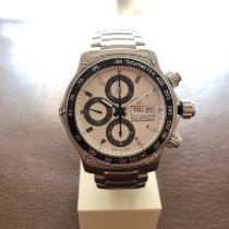 Ebel 1911 Discovery new 2012 Automatic Chronograph Watch with original box and original papers 1215795