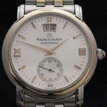 Maurice Lacroix Gold/Steel 38mm Automatic 58789 pre-owned