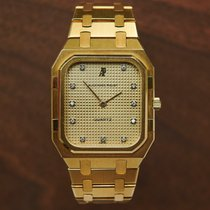 Audemars Piguet Royal Oak Jumbo Yellow gold