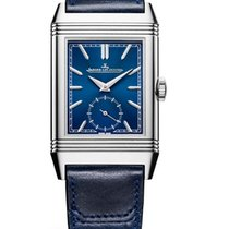 Jaeger-LeCoultre Reverso (submodel) Steel Blue United States of America, Iowa, Des Moines