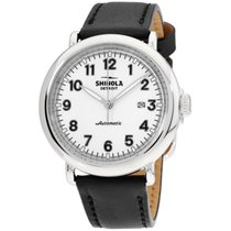 Shinola new Automatic Luminescent Hands Screw-Down Crown 45mm Steel Sapphire crystal