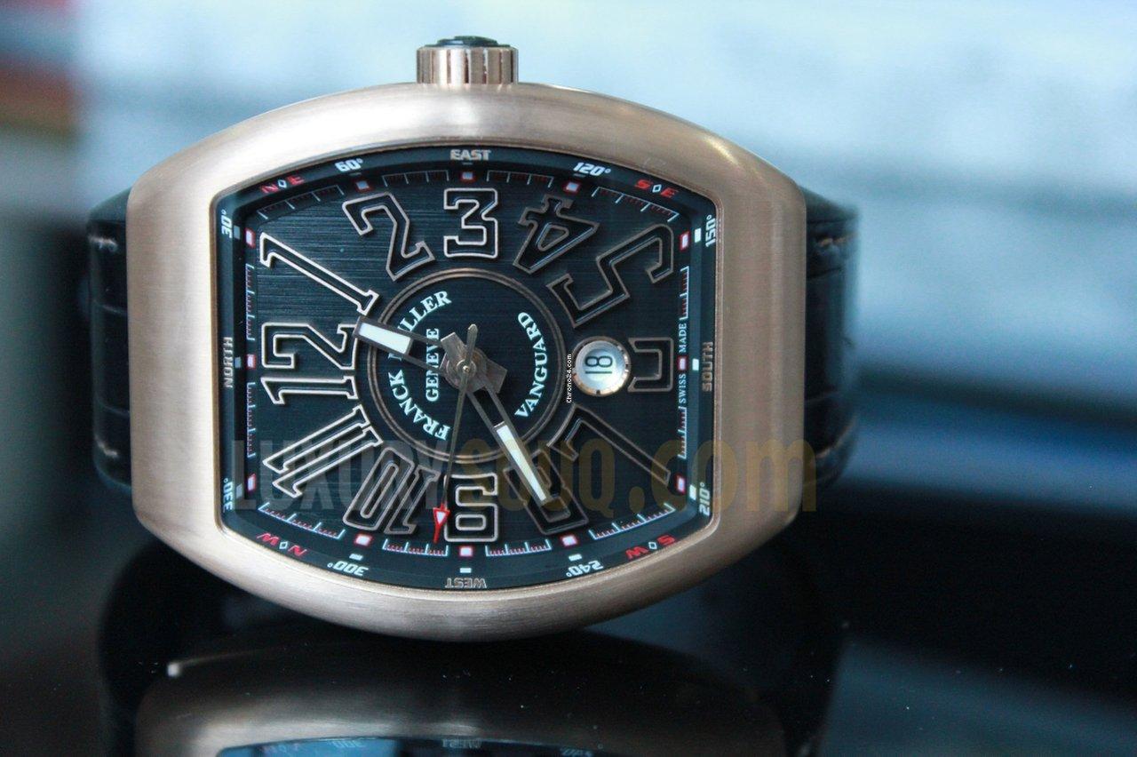 Franck Muller Vanguard Rose Gold for $11,175 for sale from a Seller ...