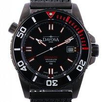 Davosa Argonautic Lumis Automatik Stahl PVD Black Keramik...