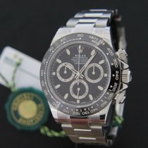Rolex Cosmograph Daytona 116500LN NEW MODEL Black Dial