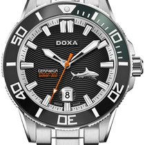 Doxa Steel 46mm Automatic D200SGN new