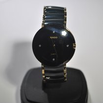 Rado DiaStar Jubile' with Diamond Accents,  Ceramic Band