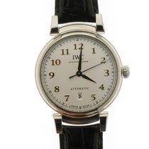 IWC Da Vinci Automatic nuevo Automático Reloj con estuche y documentos originales IW356601