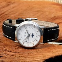Maurice Lacroix Masterpiece Phases de Lune Steel 36mm White