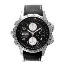 Hamilton Khaki X-Wind nuevo Automático Reloj con estuche y documentos originales H77616333