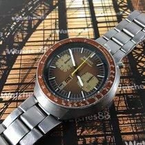 Seiko Reloj cronógrafo antiguo automático Seiko Chronograph...
