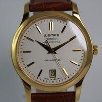 Wempe Zeitmeister Glastütte Chronometer #A3374 Box, Papiere
