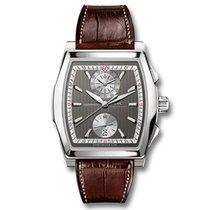 IWC Da Vinci Chronograph nuevo 2020 Automático Cronógrafo Reloj con estuche y documentos originales IW376417