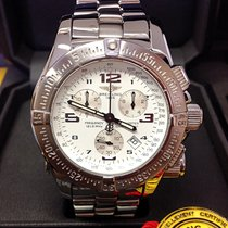 Breitling Emergency Mission White Dial - Box & Papers 2006