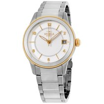 Shinola The Gail Silver Dial Stainless Steel Ladies Watch...