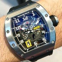 Richard Mille NEW RM 030 Automatic Titanium Watch