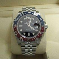 Rolex 126710BLRO Stahl GMT-Master II