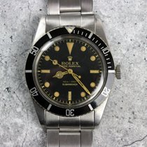 Rolex 6536/1 Stahl Submariner (No Date) 38mm