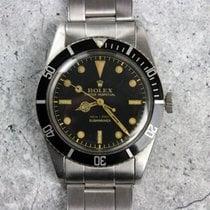 Rolex Vintage Submariner (No Date) 6536-1 Small Crown