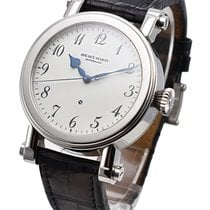 Speake-Marin picadilly_42mm_white Piccadilly 42mm in Stainless...