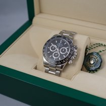 Rolex 116500LN. Rolex Cosmograph Stainless Steel Daytona