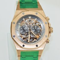 0bf67901c21 Audemars Piguet Royal Oak Tourbillon Rose gold - all prices for ...