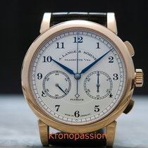A. Lange & Söhne 1815 Rose gold 39.5mm Arabic numerals United States of America, Florida, Boca Raton