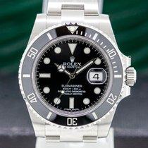 Rolex Submariner Date 40mm Steel