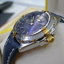 Breitling nuevo Automático Estado original/piezas originales 38mm Acero y oro Cristal de zafiro