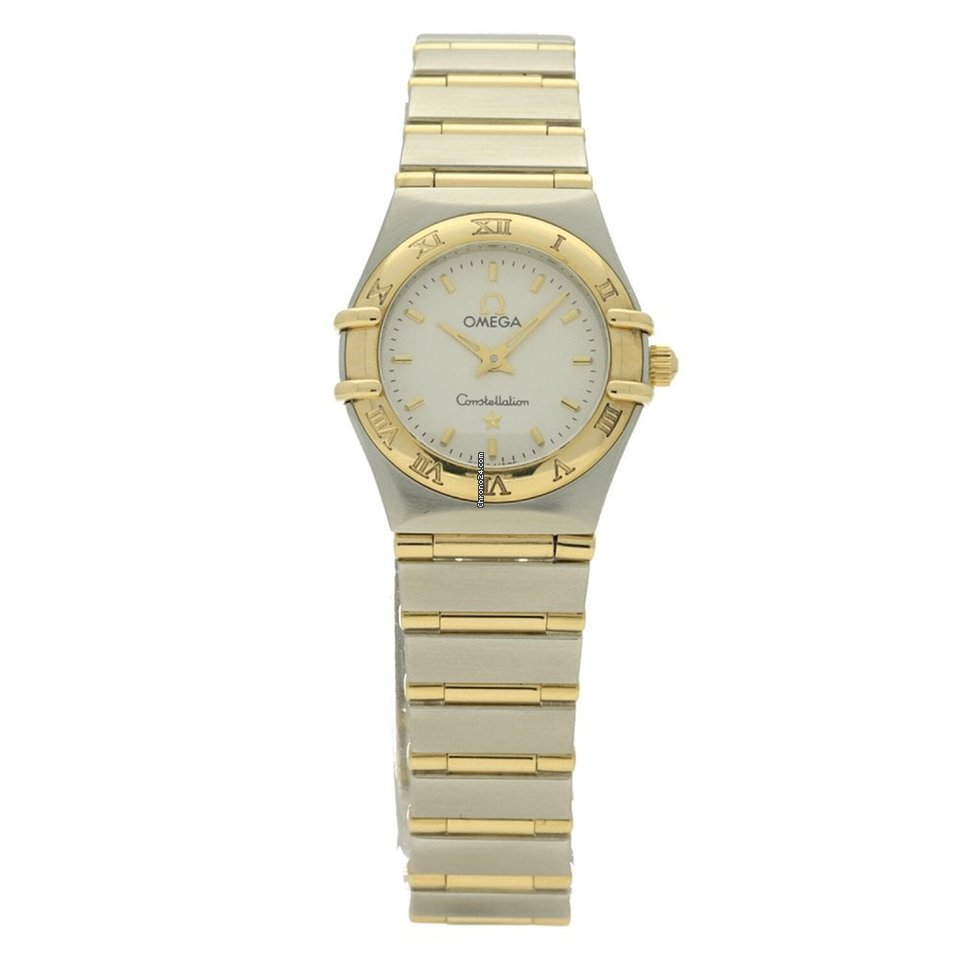 f3c4e3947b4 Pre-owned Omega Constellation Ladies