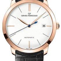 Girard Perregaux 1966 49527-52-131-bk6a new