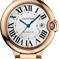 Cartier Ballon Bleu 42mm Roségold Silber