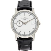 Vacheron Constantin new Automatic Small Seconds 38mm White gold Sapphire crystal