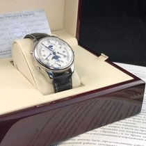 Longines L2.738.4.71.3 Steel 2012 Master Collection 41mm new