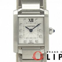 sports shoes 38d81 22706 Cartier Tank Francaise WE110006 | Cartier Reference Ref ID ...