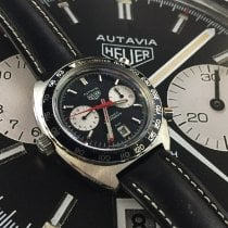 Heuer Steel 42mm Automatic 1163 V new