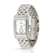 Longines DolceVita Steel 20mm White United States of America, New York, New York