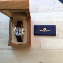 Maurice Lacroix 66412 Very good Gold/Steel 37mm Automatic