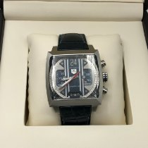 TAG Heuer Monaco Calibre 36 Steel Blue United States of America, California, Newport Beach