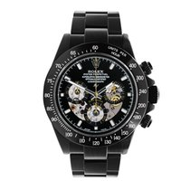 Rolex Daytona Steel 40mm Transparent
