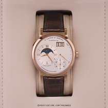 A. Lange & Söhne Grand Lange 1 Rose gold 41mm Silver United States of America, New York, Airmont