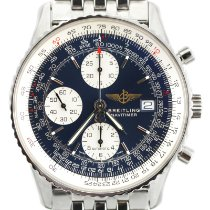 Breitling A13322 Steel Old Navitimer pre-owned