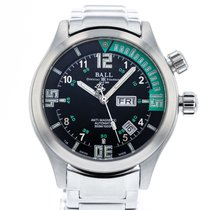 Ball Engineer Master II Diver DM1020A-SAJ-BKGR 2010 pre-owned