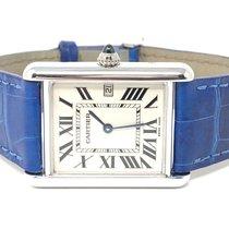 Cartier Tank Louis Cartier pre-owned White