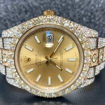 Rolex Datejust II 116333 2015 occasion