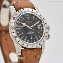 Glycine Steel 35mm Automatic Airman pre-owned United States of America, California, Beverly Hills