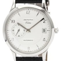Zenith Elite 01/02.1125.680 Good Steel 37mm Automatic
