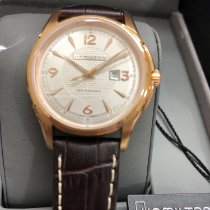 Hamilton Jazzmaster Viewmatic new Automatic Watch with original box and original papers H32335555