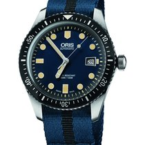 Oris Divers Sixty Five 01 733 7720 4055-07 5 21 28FC new