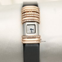 Cartier 2611 Sehr gut Titan 16mm Quarz